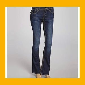 Seven7 Tulip Bootcut Jeans